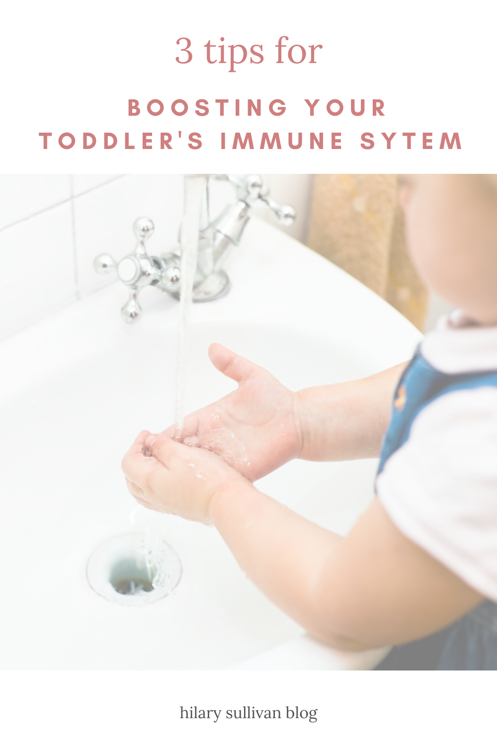 boosting toddlers immune system