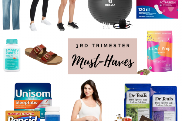 third trimester must-haves