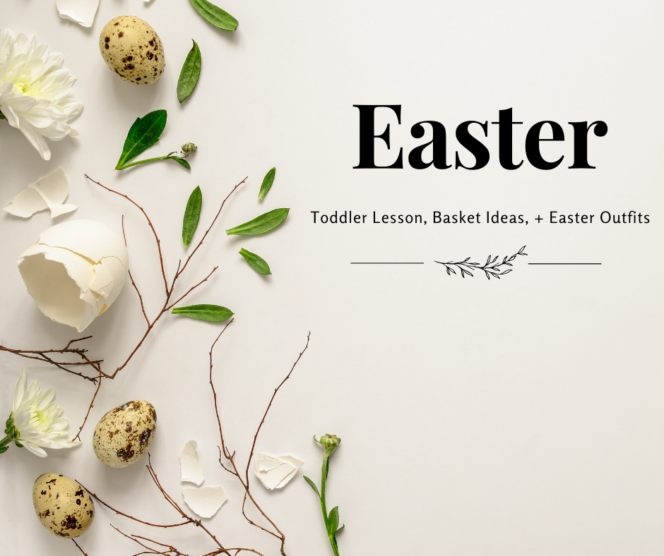Easter Basket - Easter Lesson Plan